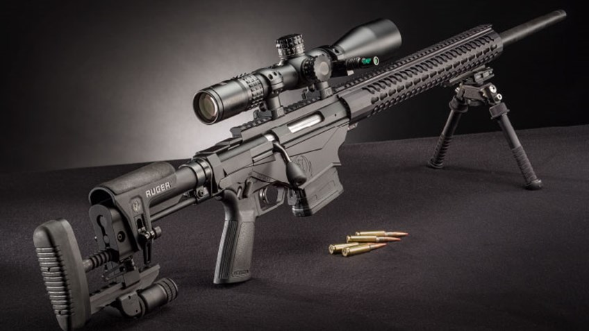 A Marine Sniper's Review of the Ruger Precision Rifle (RPR
